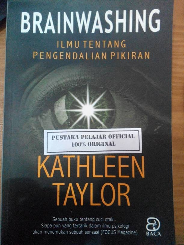 harga Buku brainwashing / kathleen taylor / baca Tokopedia.com