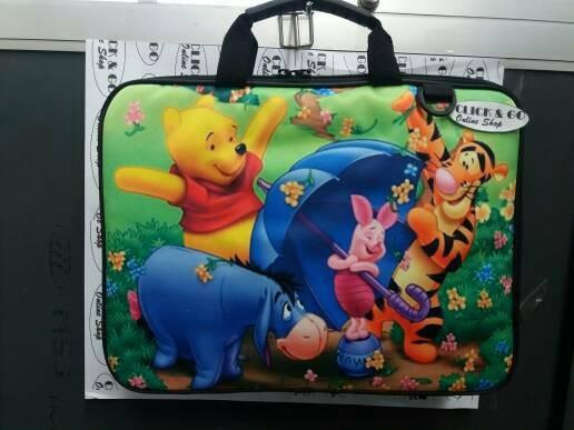 harga Tas laptop motif gambar winnie the pooh 2 14inch. Tokopedia.com