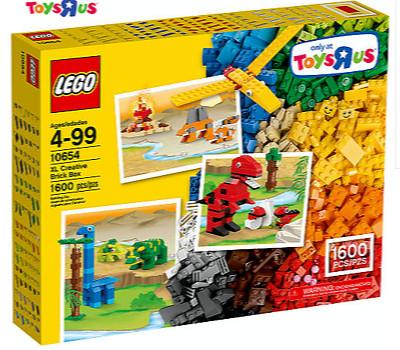 harga Lego classic-10654 classic xl creative brick box set basic limited toy Tokopedia.com