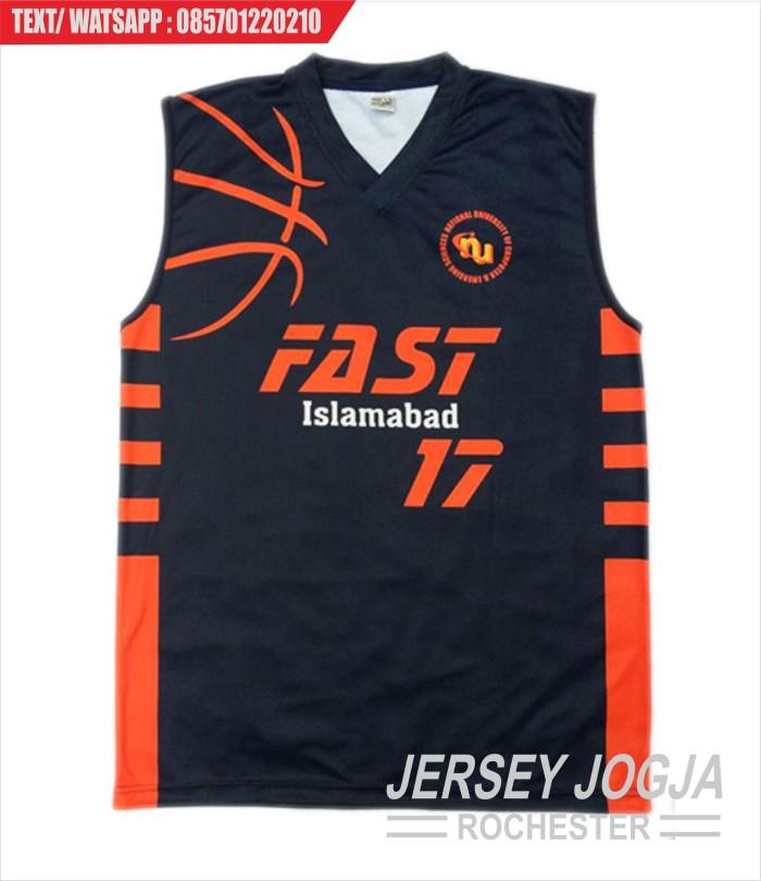 07085c52b59 Jual jersey basket printing murah ( rochester jersey jogja ) - Kota ...
