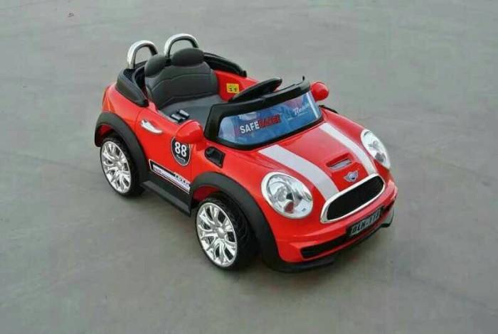 harga Mainan mobil aki mini cooper anak Tokopedia.com