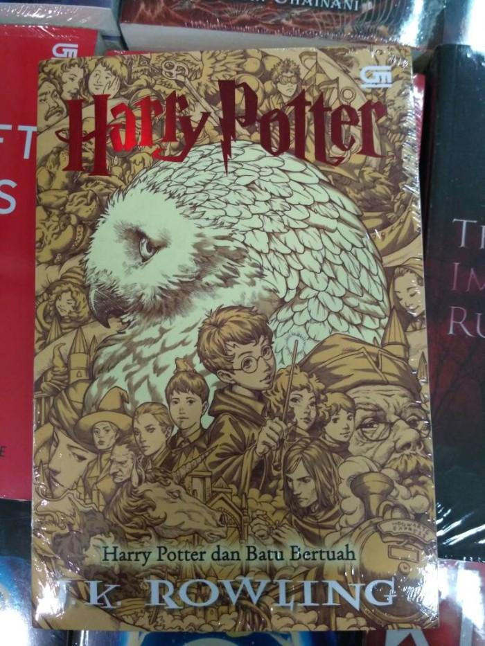 harga Harry potter & batu bertuah - jk rowling Tokopedia.com