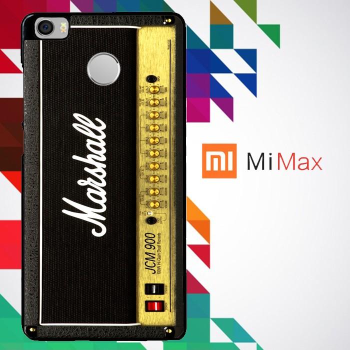 harga Music edition_ marshall ampli #2 0078 custom case for xiaomi mi max ha Tokopedia.com