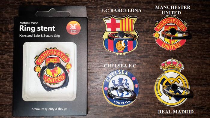 Ring Stand Klub Bola ( FOOTBALL CLUB )