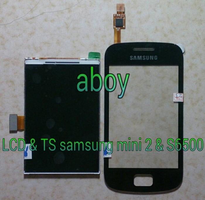 harga Lcd & ts samsung galaxy mini 2 & s6500 Tokopedia.com