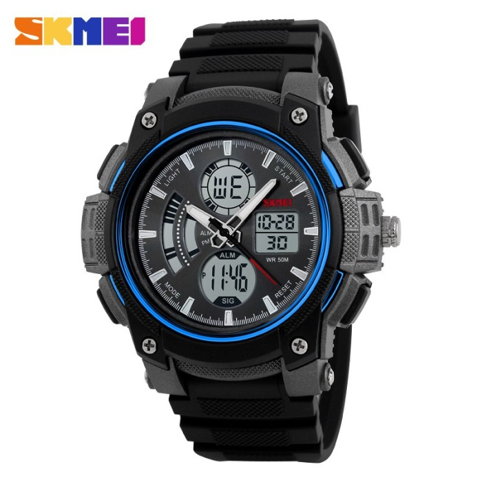 Foto Produk Jam Tangan Pria / SKMEI / 1192 / SKMEI SPORT / DUAL TIM Murah dari Watch Me Collection
