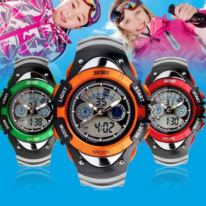 Foto Produk Jam Tangan Anak / SKMEI 0998 / SKMEI ORIGINAL Limited dari Watch Me Collection