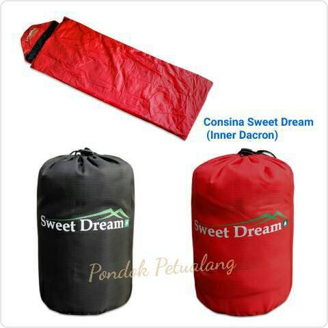 Info Sleeping Bag Consina Hargano.com