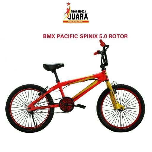SEPEDA BMX PACIFIC SPINIX 5.0 ROTOR 20 INCHI