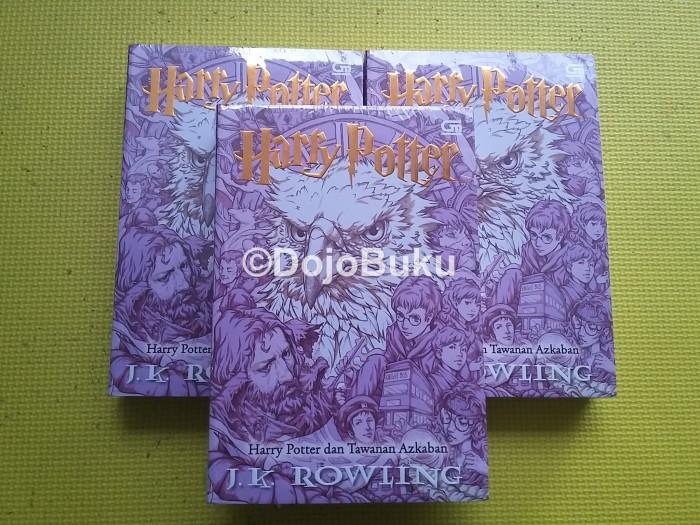 harga Harry Potter Dan Tawanan Azkaban (cover Baru) - J.k. Rowling Tokopedia.com