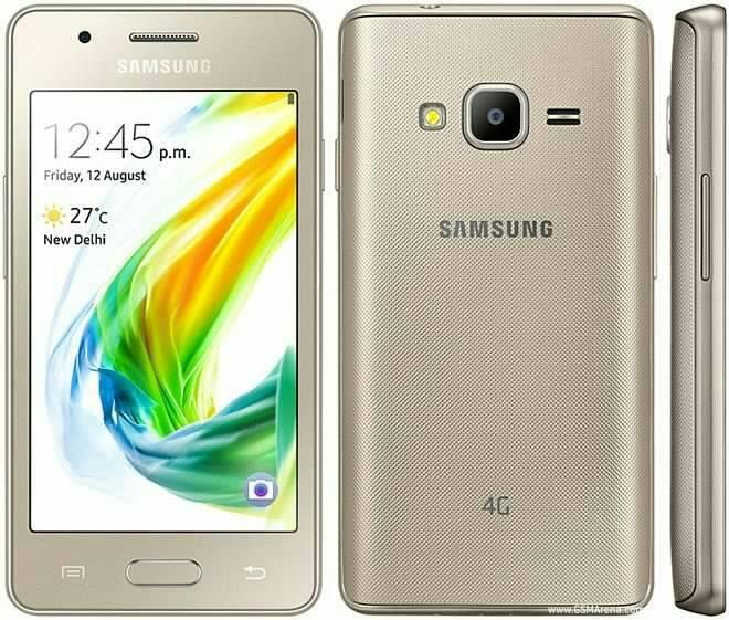 Samsung z2 tizen os 4g lte garansi resmi