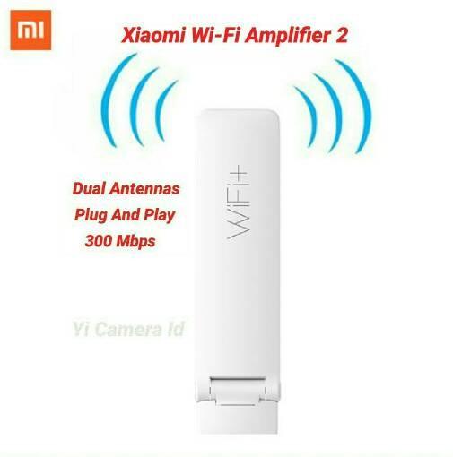 harga Xiaomi wifi amplifier 2 - wireless repeater Tokopedia.com