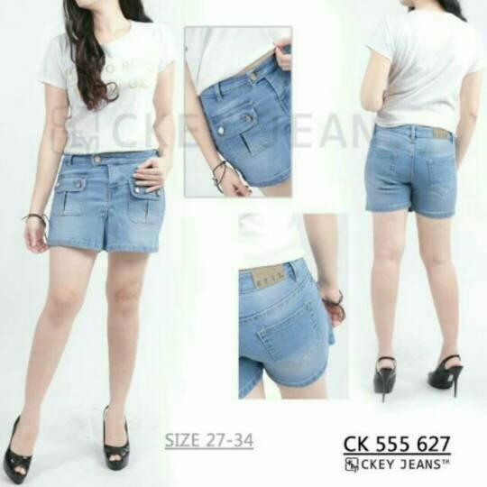 Rok Celana Jeans CK 555 623 / 624 / 627