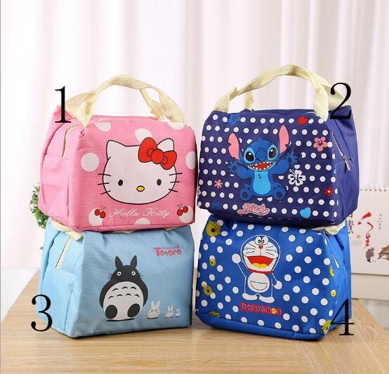 harga Lunch bag cooler bag motif salur (bonus 2pcs jelly ice cooler) Tokopedia.com