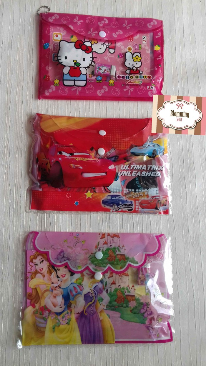 Jual Alat Tulis Set Souvenir Paket Atk 009 1