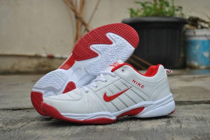 harga Nike tenis /sepatu olahraga/sepatu runing import *merah putih Tokopedia.com