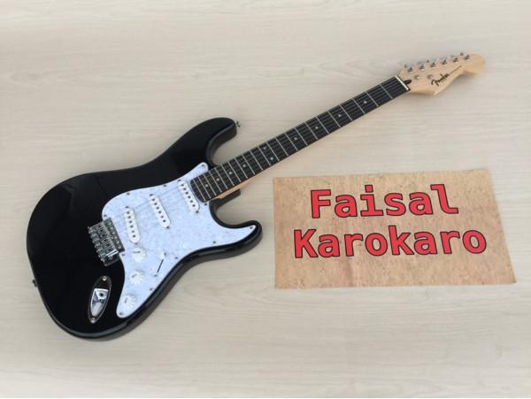 Info Fender Stratocaster Travelbon.com