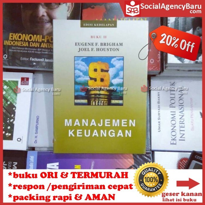 ... Jual manajemen keuangan perusahaan cek harga di PriceArea com Source Manajemen Keuangan Buku 2 Edisi 8