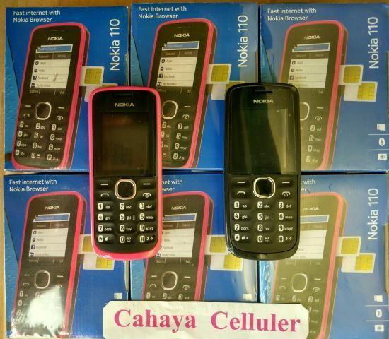 Jual Nokia 110 Gsm - Dual Sim - Original Fullset Diskon - Dini Mahesti |  Tokopedia
