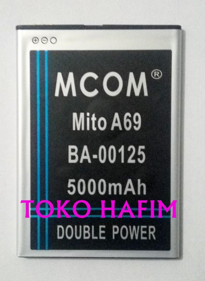 Batrai baterai battery batre mito a69 a 69 fantasy 3 fantasi 3 ba00125