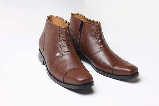 ... harga Sepatu kulit model dantee (boots pantofel bally brodo delta  9376803c99