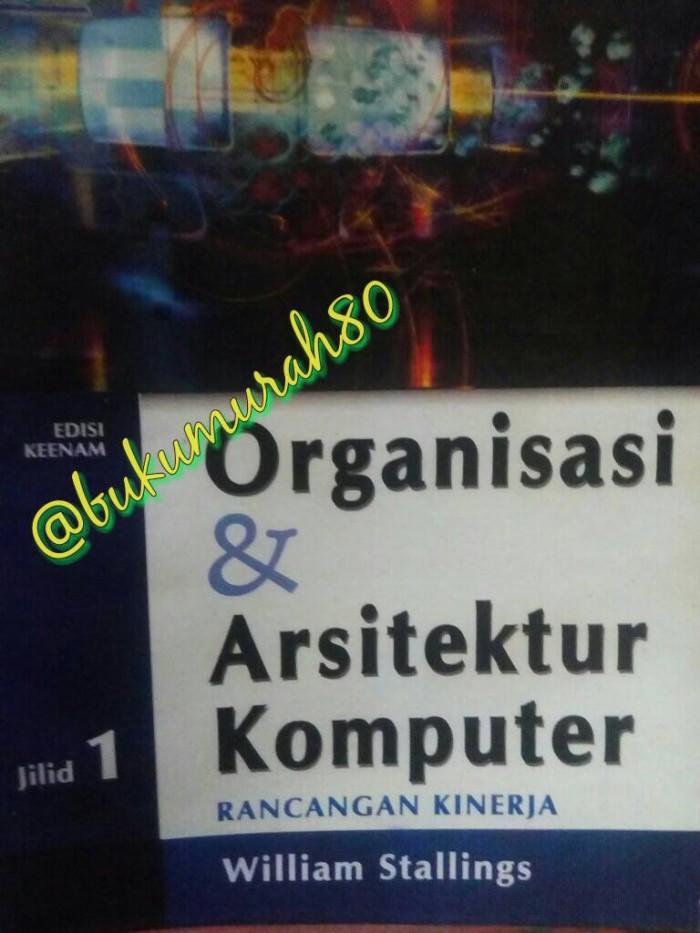 Ebook Arsitektur Dan Organisasi Komputer