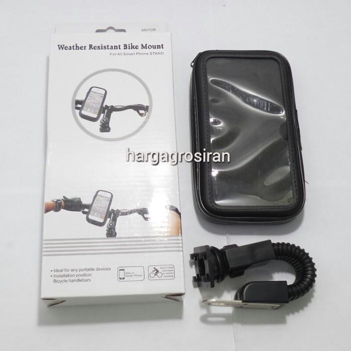 harga Holder motor waterproof - 5.5 inch - untuk smartphone dan handphone Tokopedia.com