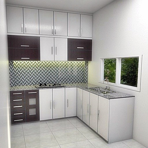 Jual KITCHEN SET MINIMALIS - MPM INDONESIA