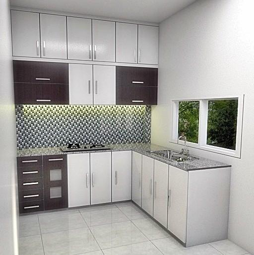 Kitchen Set Nuansa Hijau: Jual KITCHEN SET MINIMALIS - MPM INDONESIA