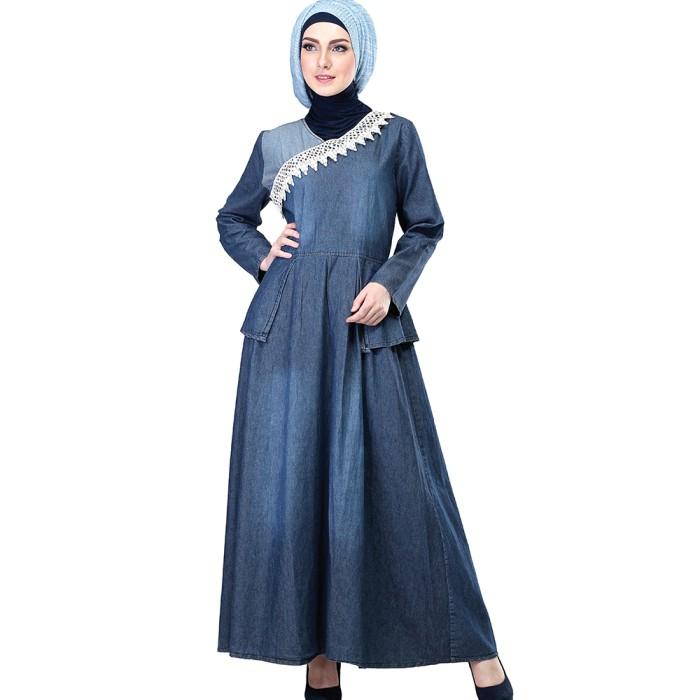 Jual Busana Muslim Wanita Busana Muslim Trendy Baju Muslim Shj 206 Kab Bandung Sahabat Olshop Tokopedia