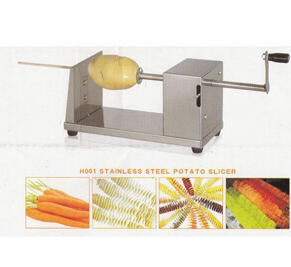 harga Twist potato maker alat pengiris kentang spiral ulir jajan pasar dapur Tokopedia.com