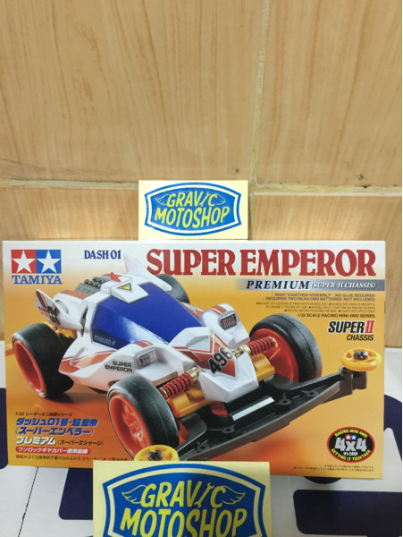 harga Tamiya mini 4wd super emperor Tokopedia.com