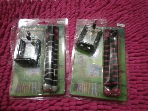 harga Mini tripod gurita gorillapod camera handphone plus holder u Tokopedia.com