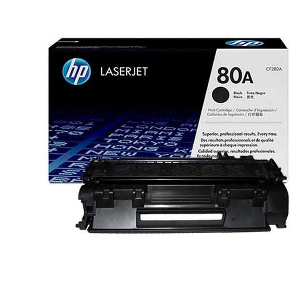 Toner hp laserjet 80a [cf280a]
