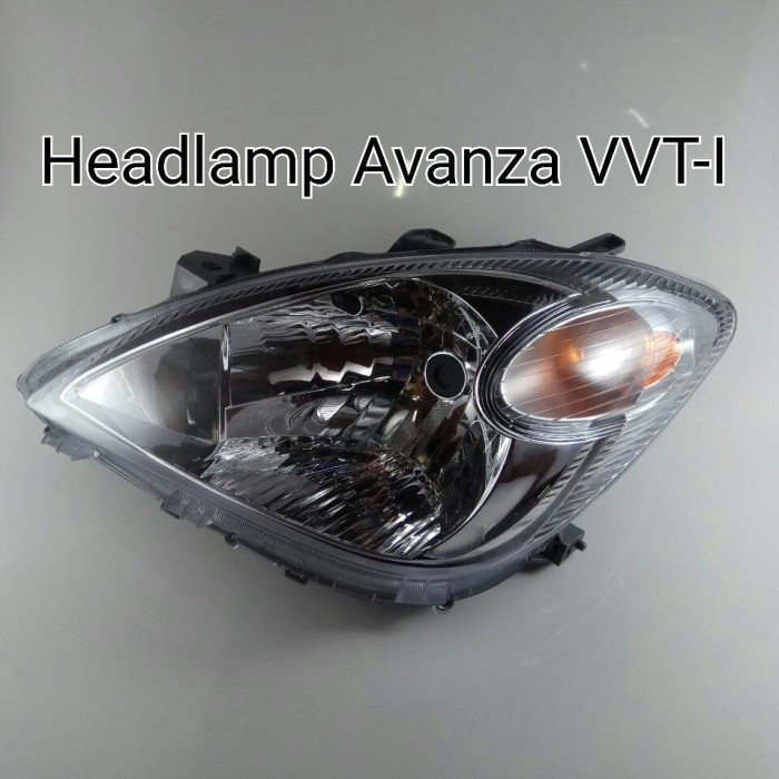 Harga Lampu Depan Avanza Headlamp Mobil Toyota Tokopedia