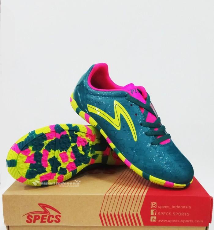 BARU 2017 NEW COLOUR And TECHNOLOGY Sepatu Futsal SPECS STINGER