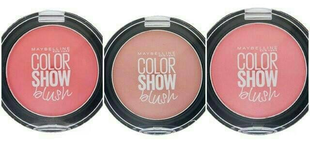 Jual BLUSH ON MAYBELLINE COLOR SHOW BLUSH STUDIO CHEEKY