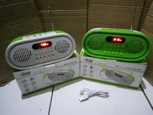 harga Speaker audio al quran hafalan 30 juz bisa am fm radio rodja mini anak Tokopedia.com