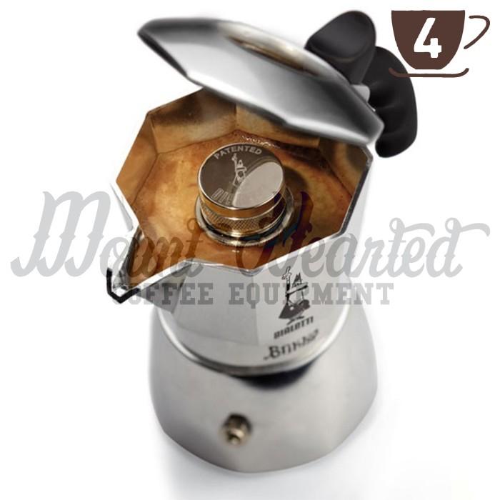 harga Bialetti brikka 4 cups - espresso maker / moka pot Tokopedia.com