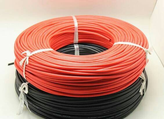 harga Silicon cabel / kabel silicon awg 14 hitam atau merah ( 1 meter) Tokopedia.com