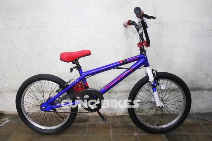 harga Sepeda bmx avand by united crank ukuran 20 stang rotor untuk anak-anak Tokopedia.com