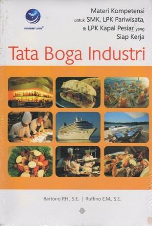 harga Tata boga industri: materi kompetensi untuk smk, lpk pariwisata, lpk Tokopedia.com