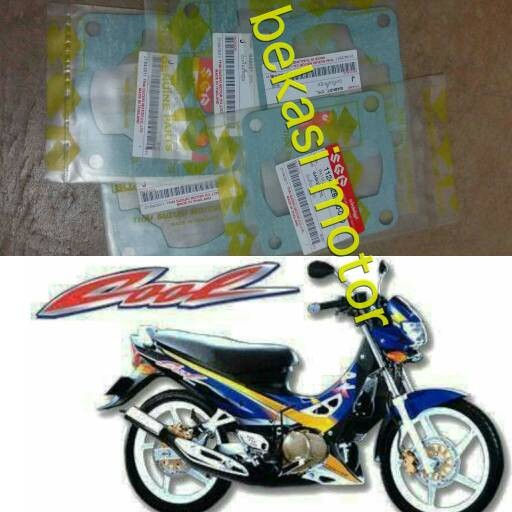 harga Paking packing perpak blok suzuki rk cool original Tokopedia.com
