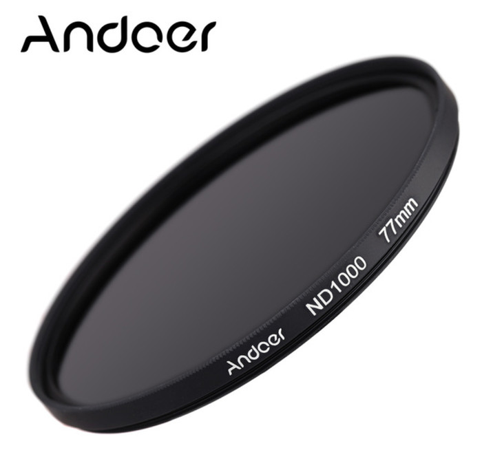 Made of Optical Glass and Aluminum Alloy Frame Red Neewer 58MM Ultra Slim ND2-ND400 Fader Neutral Density Variable Adjustable Lens Filter for Camera Lens with 58MM Filter Thread Size