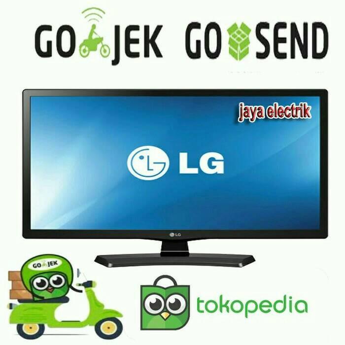 """LED TV LG 24"""" (24MT48AF) BISA MONITOR"""