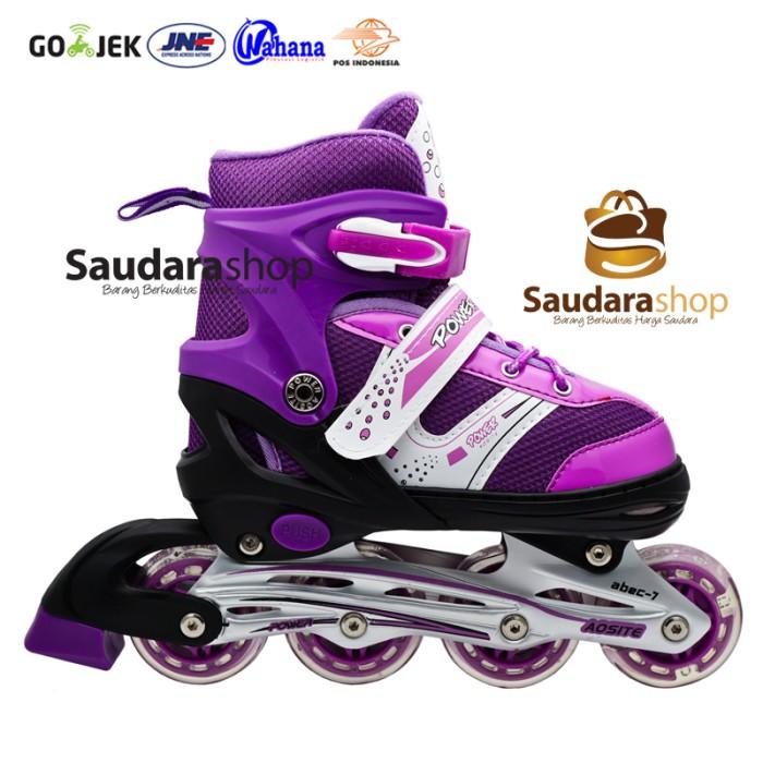 Jual sepaturoda   Sepatu Roda Murah   Sepaturoda POWER SUPER jait ... ddf3ad64e7