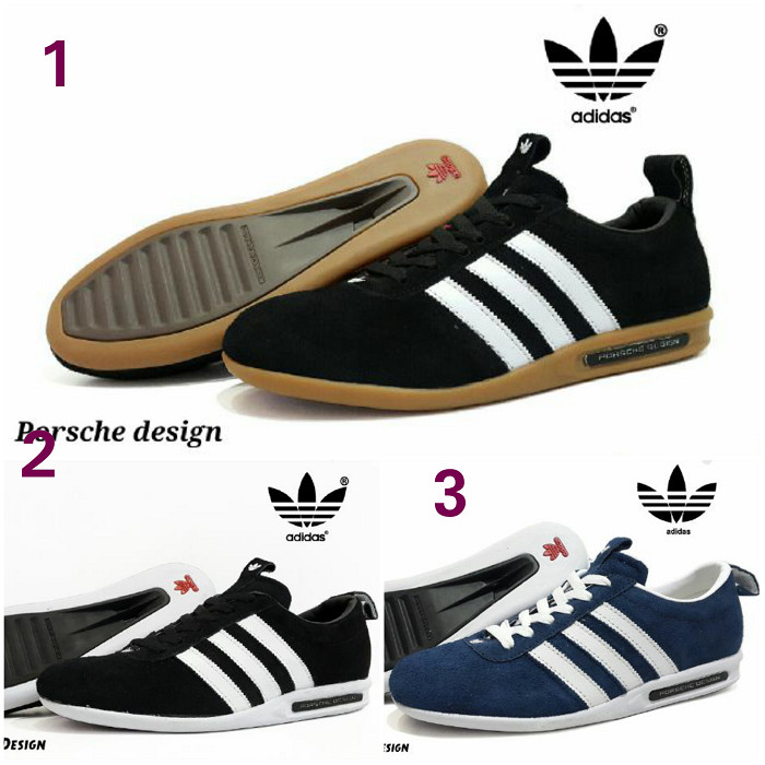 harga Sepatu adidas porche /sepatu pria casual made in vietnam Tokopedia.com