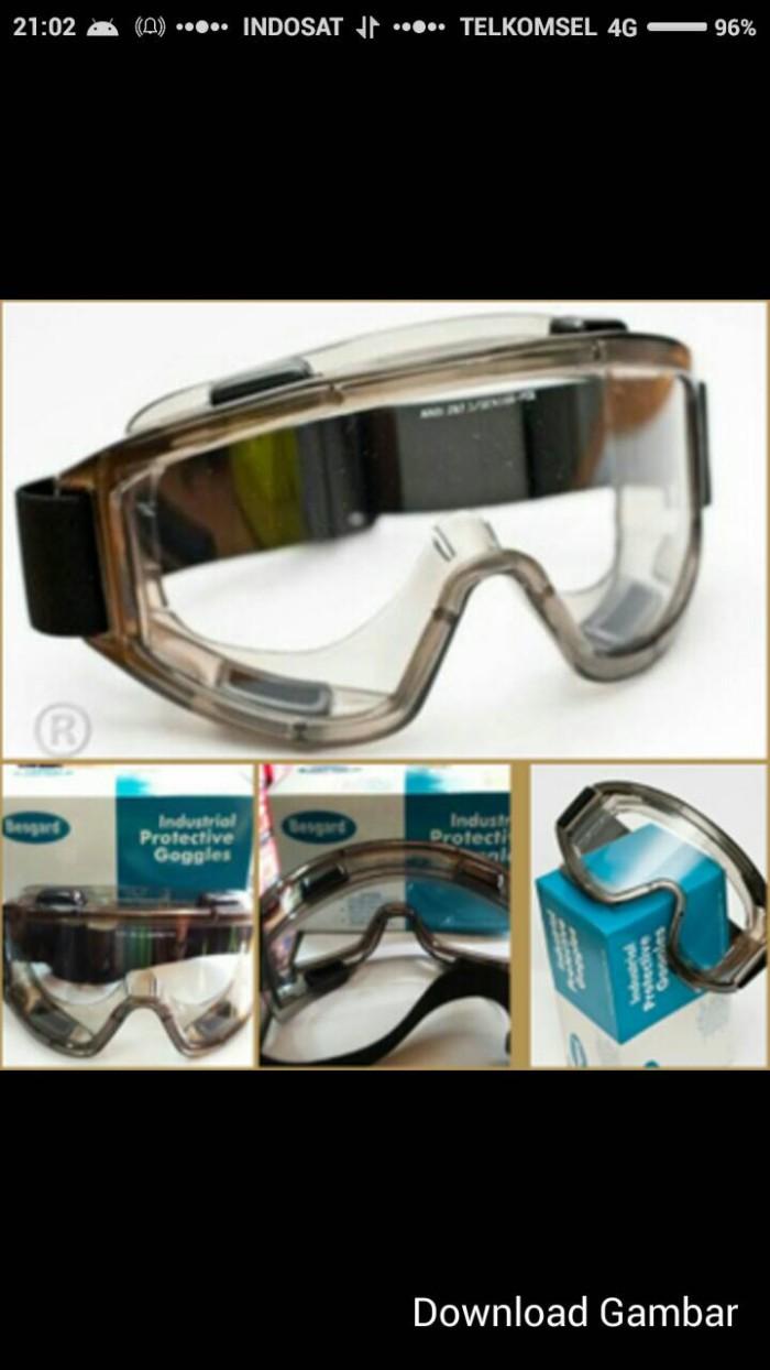 Jual Kacamata Safety Goggle Glass Kacamata Motor Kota Bandung PD Aulia