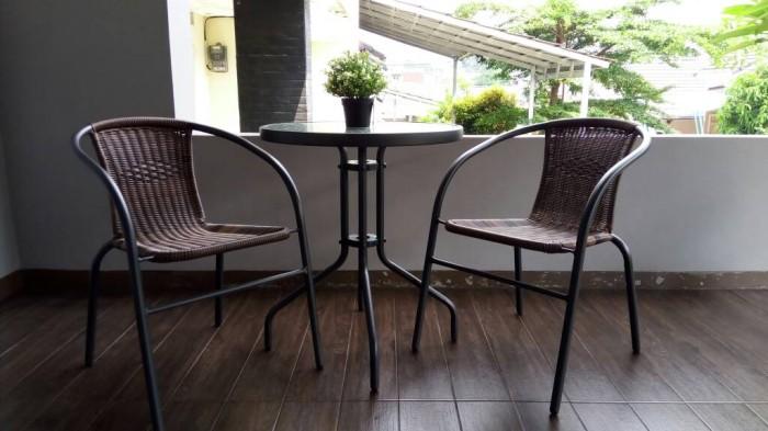 Jual Sale 2 Kursi Set Meja Kaca Informa Indoor Outdoor Kota Depok Littlerainbow Corner Tokopedia