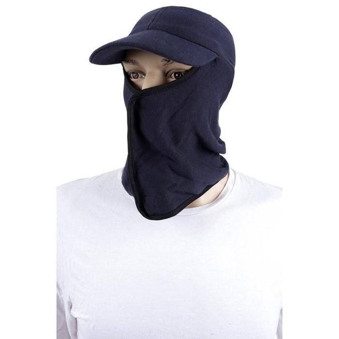 harga Topi ninja biru dongker / topi mancing / topi ronda / topi jepang Tokopedia.com